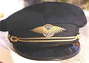 Pilot Hat - can you identify?